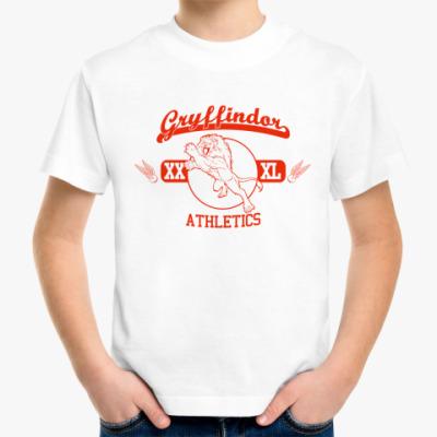 Детская футболка Gryffindor Детская ф