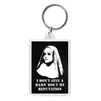 Брелок Avril Lavigne's reputation