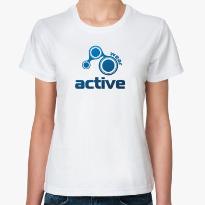 Классическая футболка Active