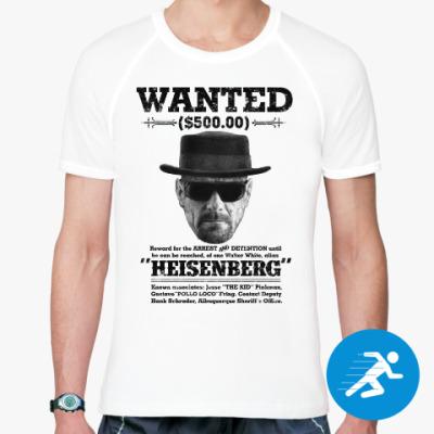 Спортивная футболка Heisenberg
