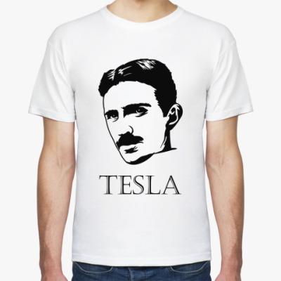 Футболка Tesla