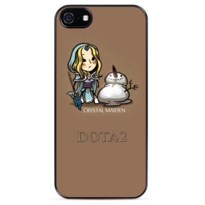 Чехол для iPhone Crystal Maiden, Dota2