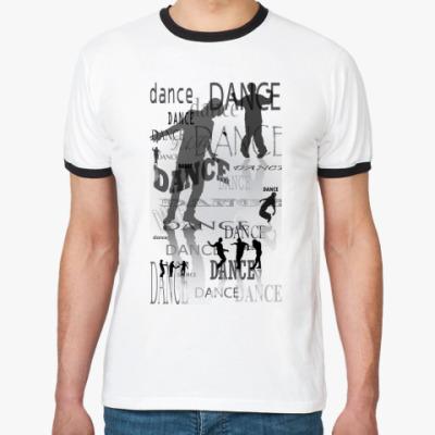 Футболка Ringer-T DANCE
