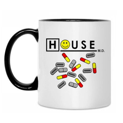 Кружка House