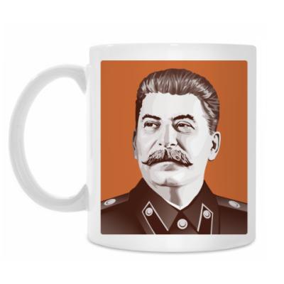 Кружка Иосиф Сталин