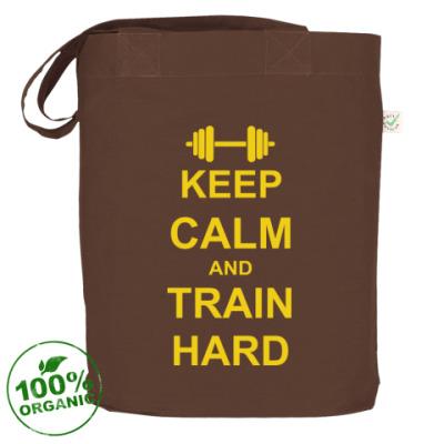 Сумка Train hard
