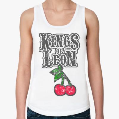 Женская майка Kings of Leon
