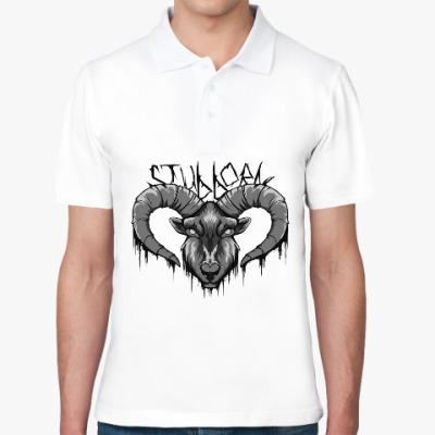 Рубашка поло Stubborn