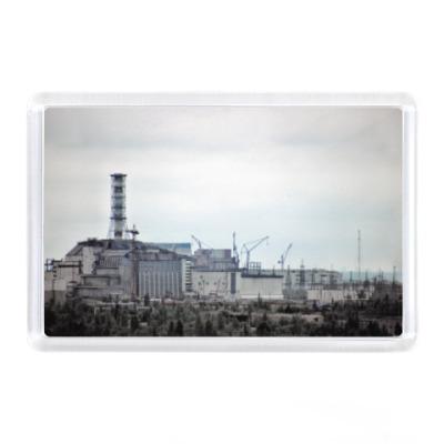 Магнит Чернобыль