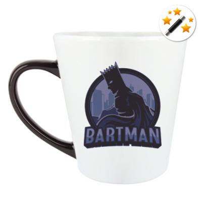 Кружка-хамелеон Bartman