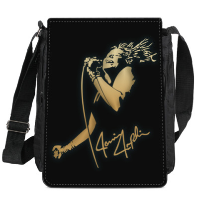 Сумка-планшет Janis Joplin
