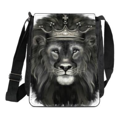 Сумка-планшет Король лев
