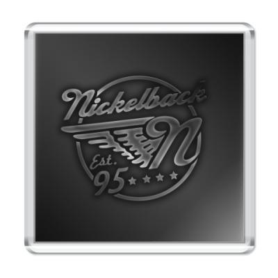 Магнит Nickelback