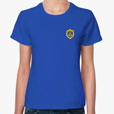 Женская футболка С эмблемой  ВДВ