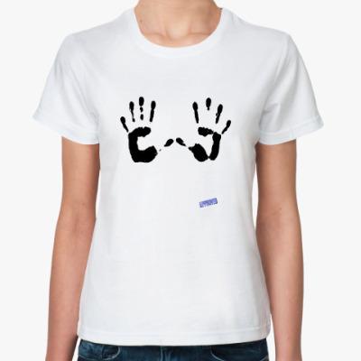 Классическая футболка 'Одобрено'