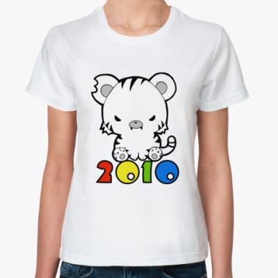 Классическая футболка 2010