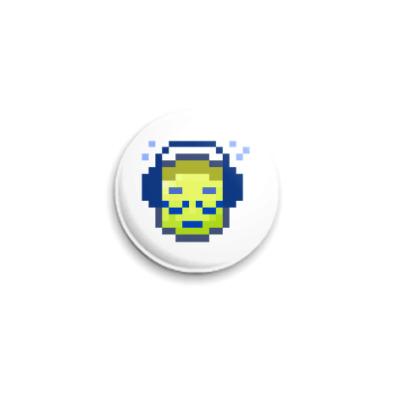 Значок 25мм  ICQ Статус #10