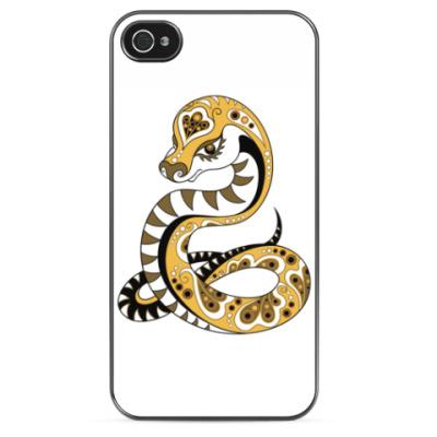 Чехол для iPhone Змея