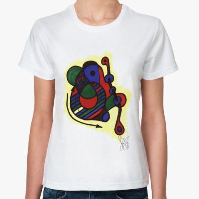 Классическая футболка Запрет