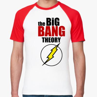 Футболка реглан Теория Большого Взрыва
