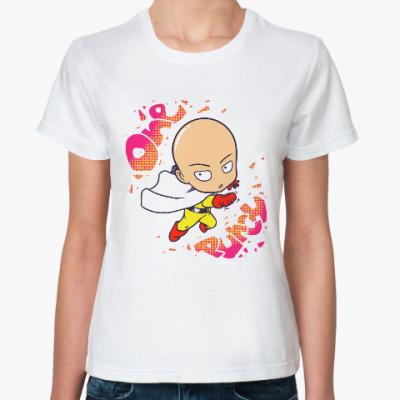 Классическая футболка Сайтама