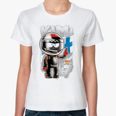 Классическая футболка Kimi  № 7