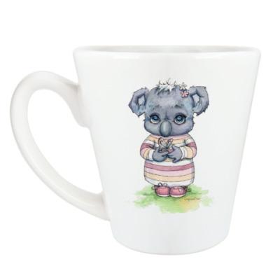 Чашка Латте Little koala