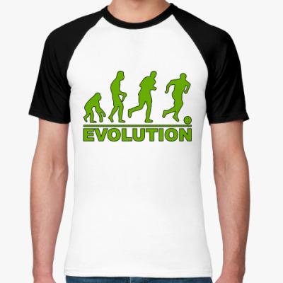 Футболка реглан Evolution