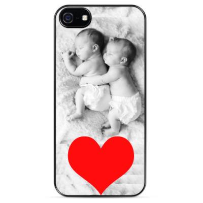 Чехол для iPhone 'Малыши'