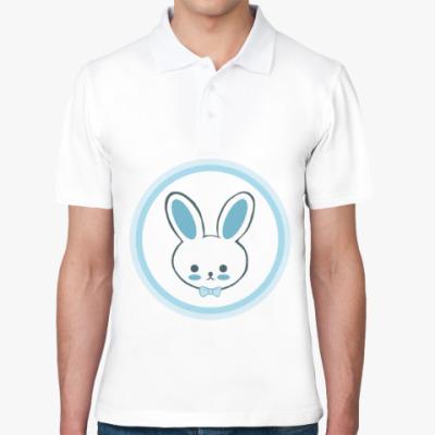 Рубашка поло Зайка для влюблённых