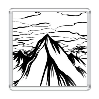 Магнит  mountain