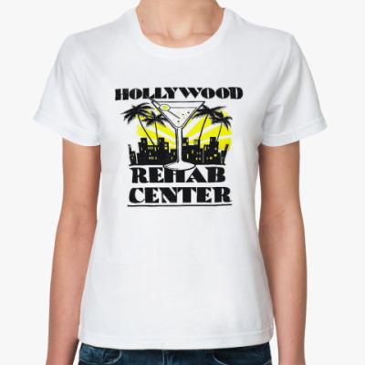 Классическая футболка  голивуд