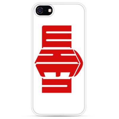 Чехол для iPhone Когда - Тардис