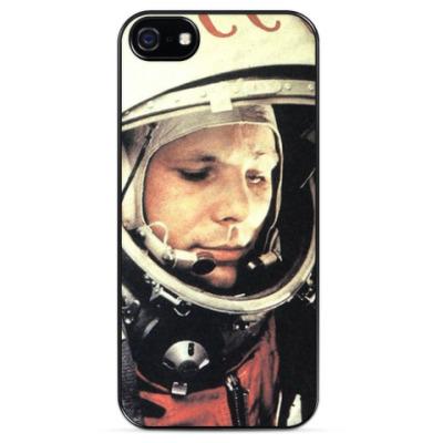 Чехол для iPhone Гагарин