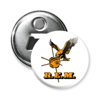Магнит-открывашка R.E.M.