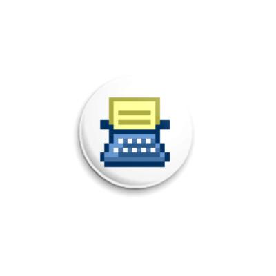 Значок 25мм  ICQ Статус #22