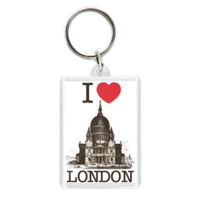 Я люблю Лондон