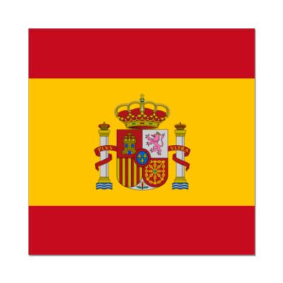 Наклейка (стикер)  Испания, Spain