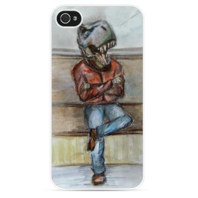 Чехол для iPhone Dino-Hooligans