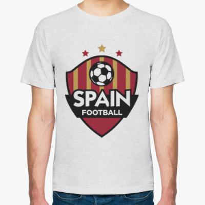Футболка Футбол Испании
