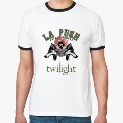 Футболка Ringer-T La push