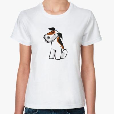 Классическая футболка Собака