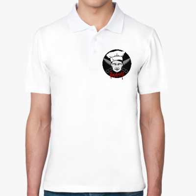 Рубашка поло Hannibal Lecter Mads Mikkelsen