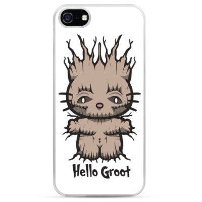 Чехол для iPhone Привет Грут