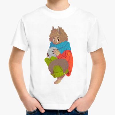 Детская футболка Оборотень