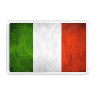 Магнит Флаг Италии