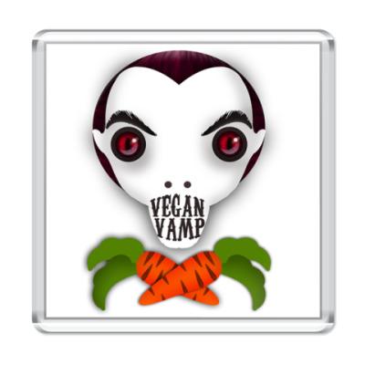 Магнит vegan vamp