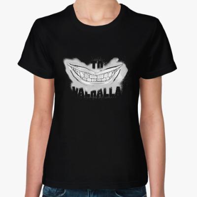 Женская футболка Безумный Макс: в Вальхаллу