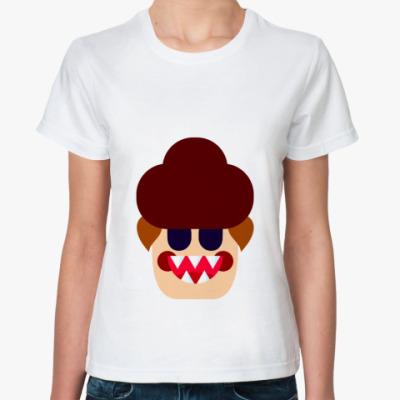 Классическая футболка Roma