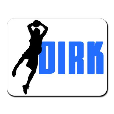 Коврик для мыши Dirk - Dallas Mavericks